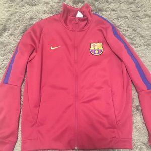 Men's Nike Barca Jacket